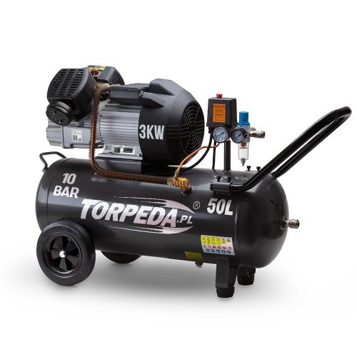 kompresor 50 litrowy Torpeda